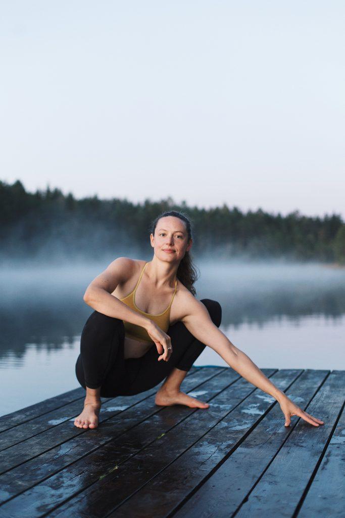 """Workshop med Olivia Berggren """"Allt för din Rygg"""" Söndag 23/2"""